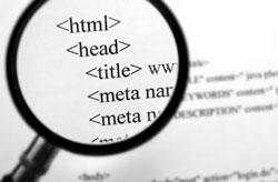 بهینه سازی کد و ساختار سایت
