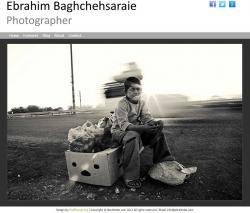 ابراهیم باغچه سرایی