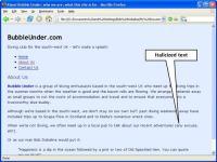 کاربرد دستور em و italics در CSS