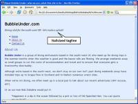 انتخاب زمینه کاری در CSS با خصوصیت id